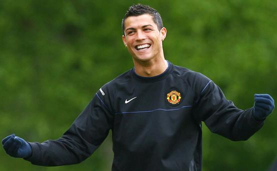 Cristiano Ronaldo has been linked repeatedly with a move to Real Madrid