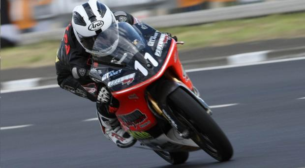 William Dunlop grabbed a NW200 double to land his dad Robert's memorial Man of the Meeting trophy