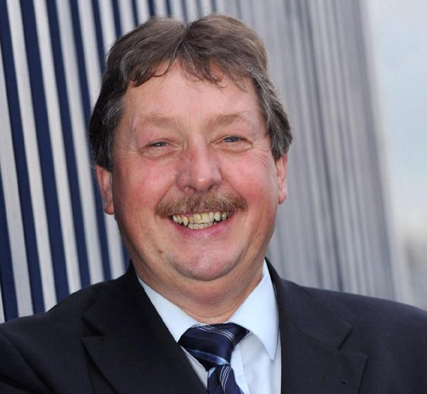 Northern Ireland's Environment Minister Sammy Wilson