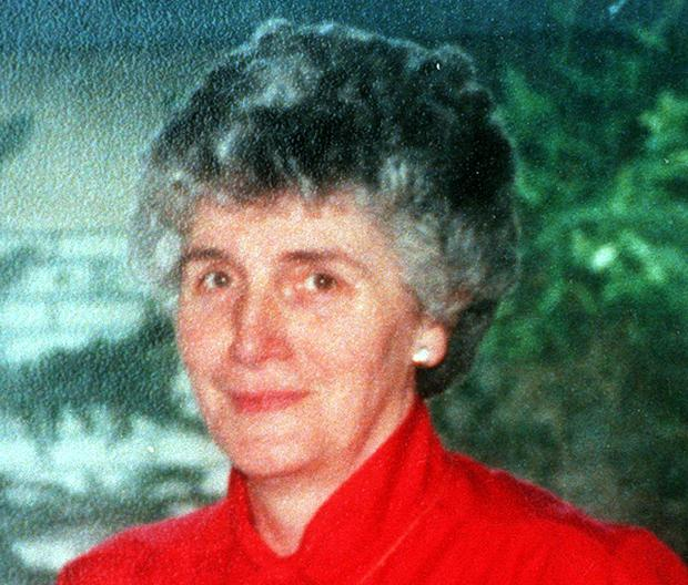 Mary Grimes, aged 65