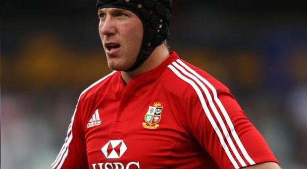 Injured: Stephen Ferris