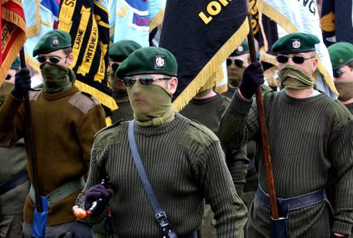 UDA Announces A Twelve Month Ceasefire February 03 The UDA, Ulster Defence Association, Ulster's largest loyalist paramilitary group announced a twelve month ceasefire this weekend, this follows an