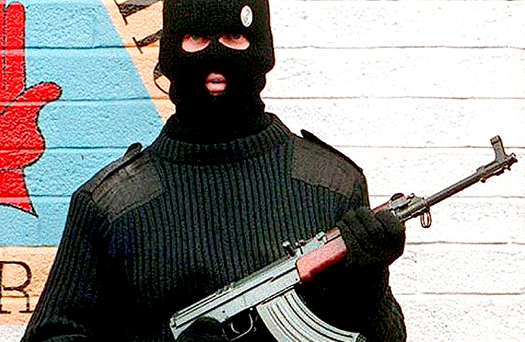 UVF leaders in east Belfast are no longer under the control of the Shankill-based central leadership