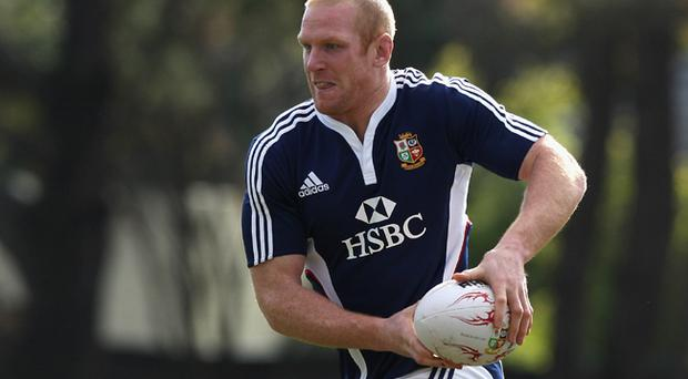 Paul O'Connell will lead the British and Irish Lions into battle in the First Test against South Africa today and the tourists will need all his experience if they are to get off to a winning start