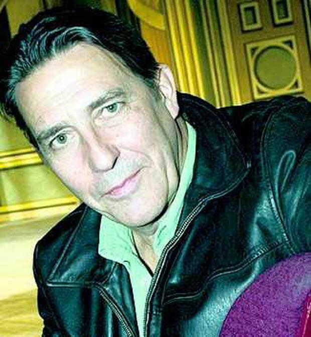 Ciarán Hinds has dedicated a seat to his parents at the Lyric Theatre