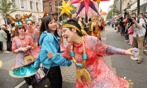 The Belfast Carnival, June 27, 2009