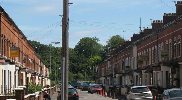 Residents in Farnham Street are concerned about crime levels in the area