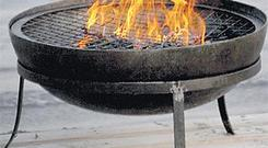 <b>Firebowl</b><br/> If you've ever looked at the sumptuous pages of a Toast catalogue and fancied stepping right into its pages, then here's your chance. The rustic Toast firebowl, hand-wrought from mild steel, will provide the perfect campfire at dusk, and, with a diameter of just 61cm, it's perfect for smaller urban dwellings. With its removable grill, it even makes for a handy little barbecue. We're told that the steel will discolour and that over time, the surface will rust, which will, of course, only add to its shabby-chic charm.<br/> <b>Where from</b>: Toast (0844-557 5200; www.toast.co.uk)<br/> <b>How much</b>: £99