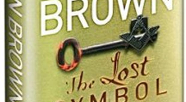 The Lost Symbol New Dan Brown Book Cover Revealed