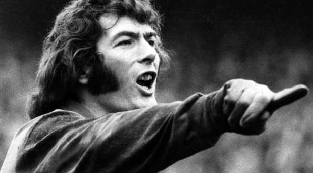 <b>Pat Jennings</b><br/> <b>Keeper</b><br/> <b>1964-77, 590 appearances</b><br/> Tottenham have been blessed with a couple of keepers of the highest calibre - Jennings and Ray Clemence. The quiet Ulsterman (who got 119 caps for Northern Ireland) gets the nod because the best years of his career were at Spurs, while Clemence was at his peak at Liverpool. Spurs, mind you, misjudged how Jennings was winding down and let him got to Arsenal, who got eight more years out of him.
