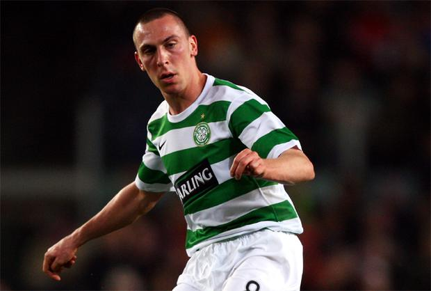 Celtic's Scott Brown