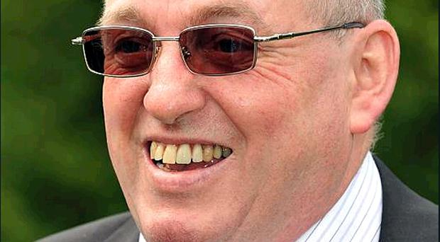 Seamus Duffy (49) from Greysteel, County Londonderry, who is the latest lottery jackpot winner scooping £4.5 million