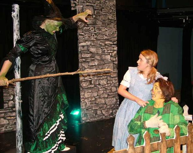 The Rainbow Factory's production of The Wizard of Oz