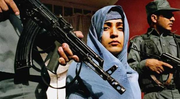 The story of Joya is the story of another Afghanistan - the one behind the burka, and behind the propaganda
