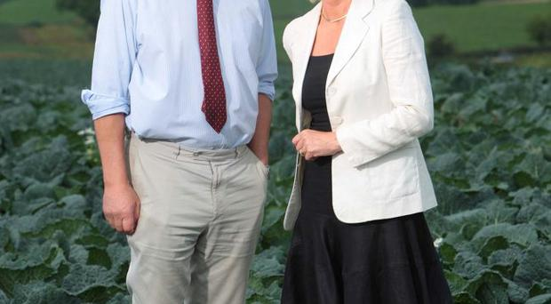 Martin and Tracy Hamilton produce a range of wholesome additive-free products