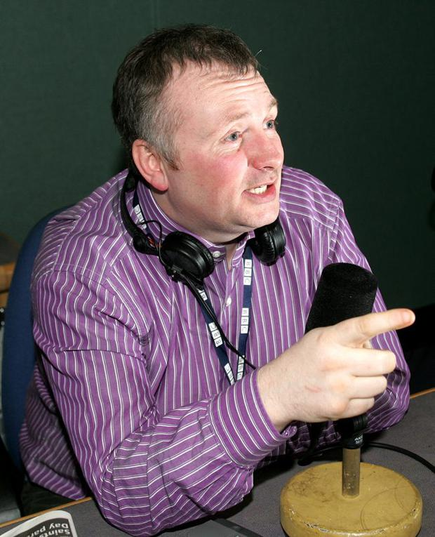 Broadcasting heavyweight — but Nolan's not king of the Castle, yet