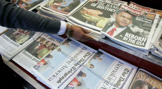 Traditional media used to involve getting your message into a printed newspaper or magazine rather than on the internet