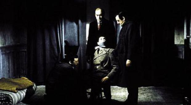 <b>100. Army In The Shadows (1969, Jean-Pierre Melville) </b> This tense thriller about French resistance fighters portrays courage as shrugging fatalism and grips tighter than a pair of Gestapo handcuffs.