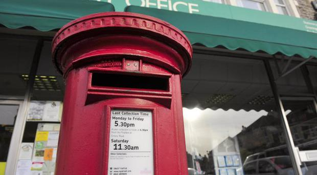 Troubled times: The Post Office finds itself beset by a multitude of problems