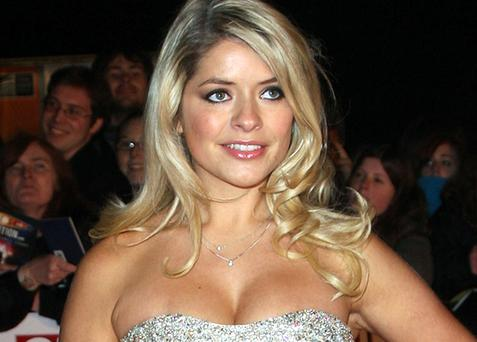 Holly Willoughby, Fern Britton's replacement on This Morning