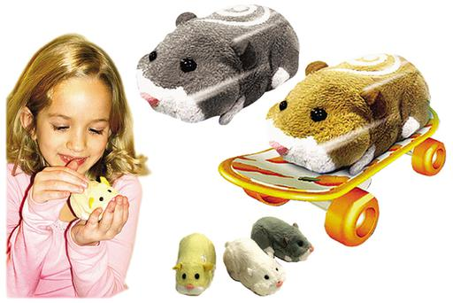 Go Go Hamsters, from £9.99 (Age four years and over)