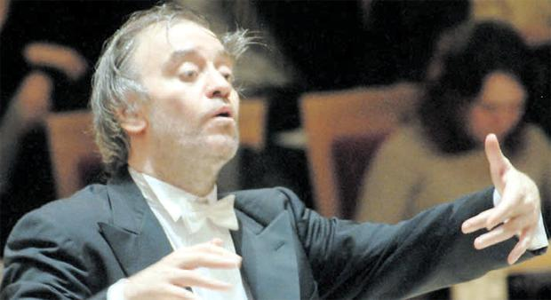 Renowned Russian composer Valery Gergiev will be leading the Mariinsky Orchestra at the Waterfront Hall
