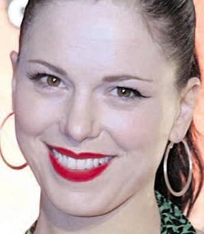 Rockabilly sensation: Imelda May plays the Mandela Hall