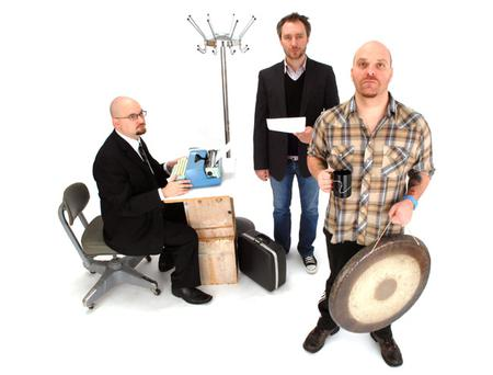 The Bad Plus: the Coen brothers meets a jazz trio