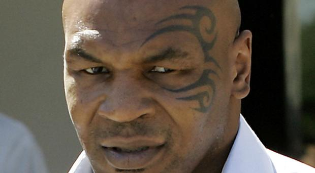 <b>Mike Tyson</b> Tyson's tattoos alone are enough to terrify anyone crazy enough to get in a ring with him. That he has spent time in jail, bit the ear of Evander Holyfield and was widely acknowledged to have one of the most ferocious boxing styles in the sports history only add to the fear factor. He's not nicknamed 'The Baddest Man on the Planet' for nothing.