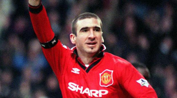 <b>When the seagulls follow the trawler, it is because they think sardines will be thrown into the sea.</b> Eric Cantona tells a bemused news conference