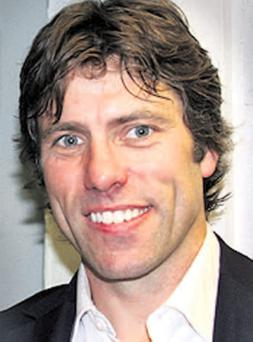 Looking forward to a great show: Liverpool comic John Bishop