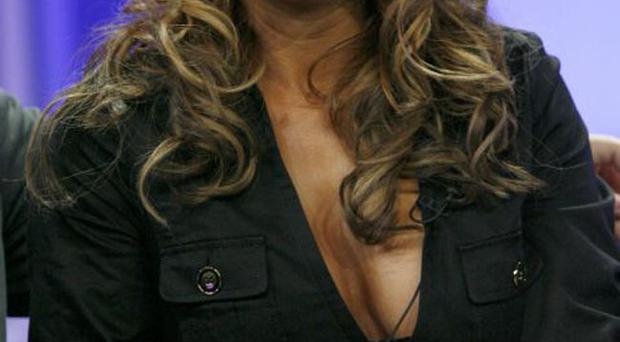 Actress Ayda Field