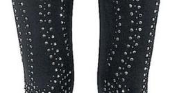 <b>Oasis</b> Be part of the embellishment trend this season and try these fabulous leggings on for size. Sure to be a sell-out, they are decorated with a stud pattern. One of the best buys on the high street this season. Price: £45 - Oasisstores.co.uk