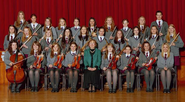 Talented: the Victoria College orchestra