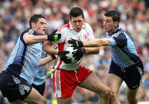 Sean Cavanagh is standing down from the GPA
