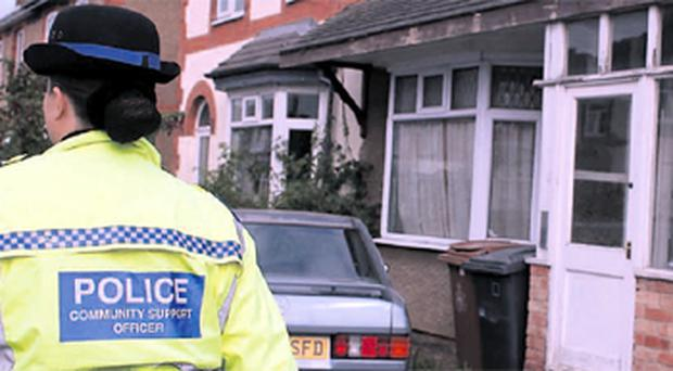 Police Community Support Officers have been used in England for years