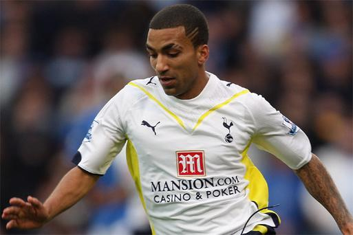 Aaron Lennon's pace has proved to be a valuable asset for Tottenham Hotpsur this season