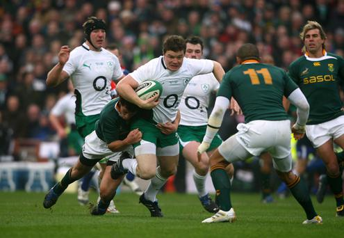 Tony Ward thinks Brian O'Driscoll should have been Player of the Year