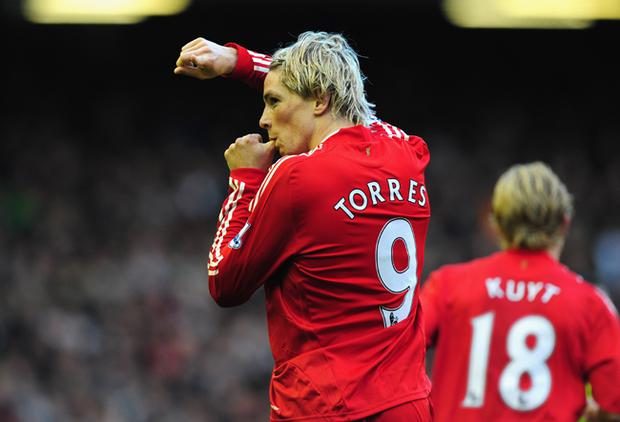 Fernando Torres will aim to salvage some pride in Liverpool's miserable season to date