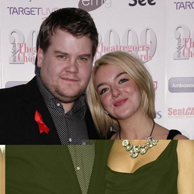 Sheridan Smith found it easy to work with James Corden on Gavin And Stacey