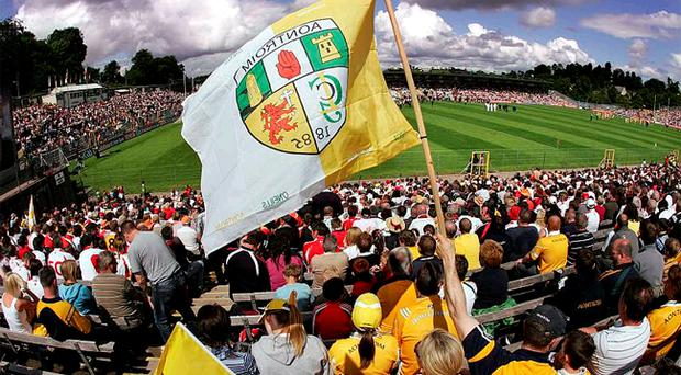 The 2010 Ulster Senior championship will be staged during the World Cup Finals but the Ulster Council is hopeful the competition will sustain its massive appeal, shown this year when Antrim clashed with Tyrone