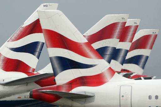 The strike by British Airways staff is set to start on December 22 and will run to January 2, grounding hundreds of flights