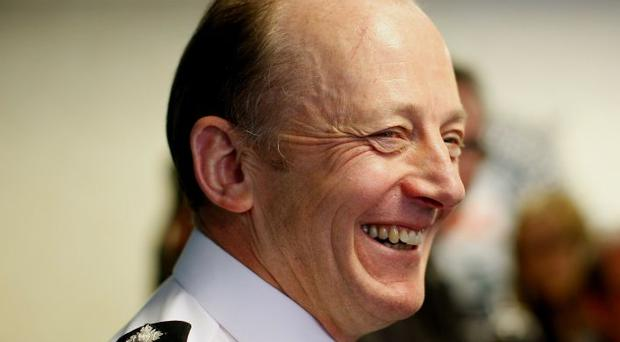 97. Chief Constable Sir Hugh Orde