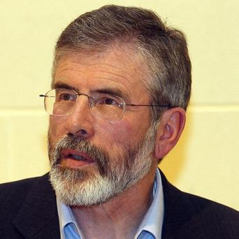 Gerry Adams revealed his late father subjected family members to sexual abuse