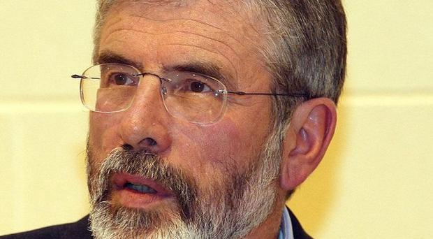 Gerry Adams revealed his latefather subjected family members to sexual abuse