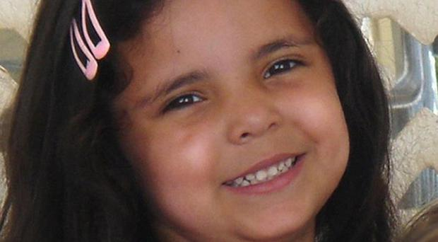 Missing six-year-old Nadia Fawzi, who was abducted by her father and taken to Libya