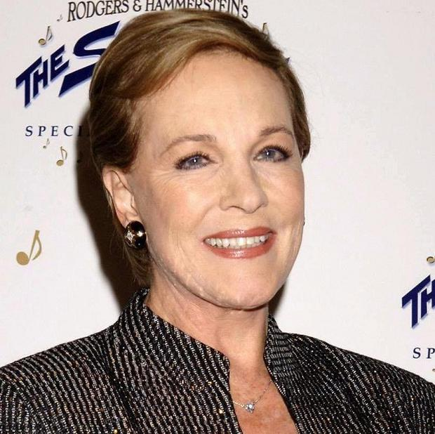 Dame Julie Andrews is returning to the UK stage