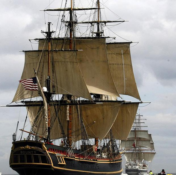 Almost £17 million was spent during the Tall Ships festival in Northern Ireland.