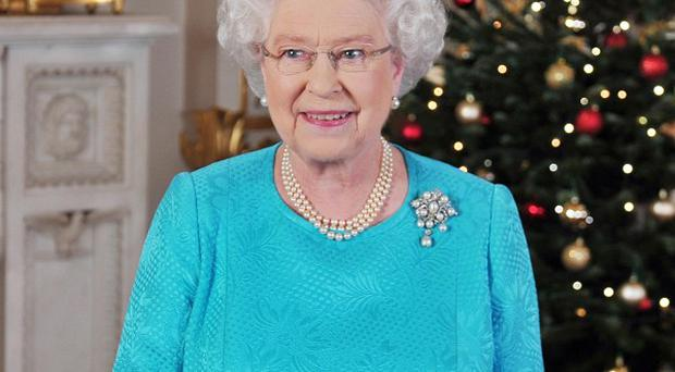 The Queen will pay tribute to Britain's Armed Forces in her Christmas message