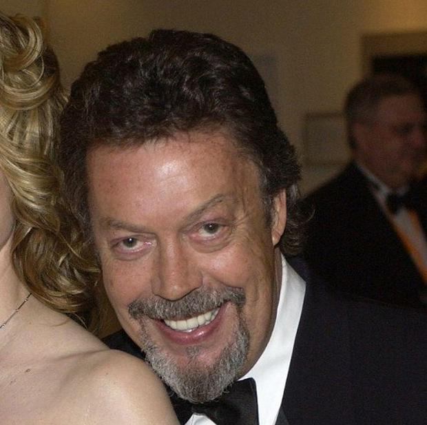 Tim Curry said he aimed to scare people as the IT clown